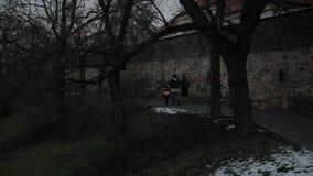 Vysehrad en Praga metrajes