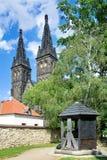 Vysehrad (UNESCO), Prague, Czech republic. Royalty Free Stock Photos