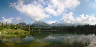 Vysoké Tatry Slovaquie Photographie stock libre de droits