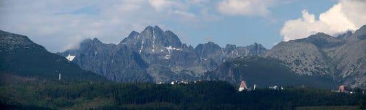 Vysoké Tatry Slowakei Lizenzfreie Stockfotografie