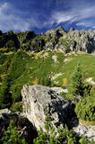 Vysoke Tatry - High Tatras Stock Photo