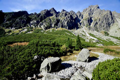 Free Vysoke Tatry - High Tatras Stock Photos - 21481063