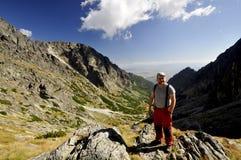 Vysoke Tatry - hohes Tatras Stockfotos