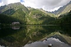 Vysoke Tatry, Slovakia Royalty Free Stock Photography