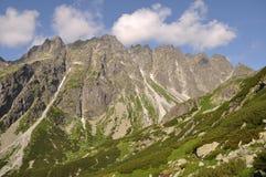 Vysoke Tatry, Slovensko alto Tatras, Slovacchia Fotografie Stock