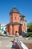 Vysoko-Petrovskiy monaster, Moskwa, Rosja Obraz Stock