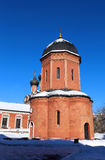 Vysokopetrovsky Monastery in Moscow Royalty Free Stock Photo