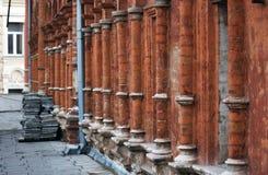 Vysokopetrovskyklooster in Moskou Royalty-vrije Stock Foto's