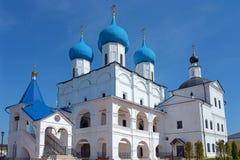 Vysotsky-Kloster in Serpukhov, Russland Stockbilder