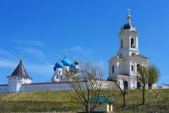 Vysotsky-Kloster in Serpukhov, Russland Stockfoto