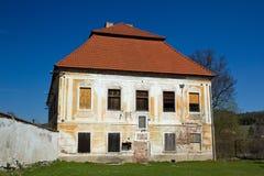 Vyssi Brod monastery Stock Photo