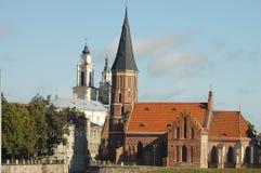 Vytautas Church - Kaunas - Lithuania Royalty Free Stock Photography