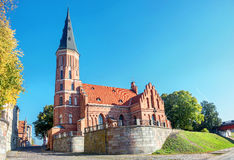 Vytautas Church, Kaunas, Lithuania Royalty Free Stock Photography