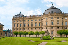 Würzburg Residence Stock Images