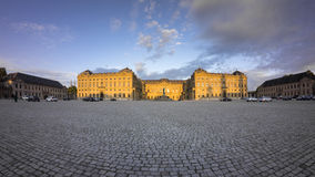 Würzburg Residence Royalty Free Stock Images