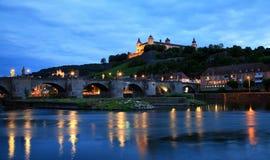 WÃ-¼ rzburg Schloss stockfotos
