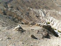 Wąwóz w górach zdjęcia royalty free