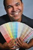 Wählen Sie Ihre Farbe Stockfotografie