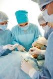 Während der Operation lizenzfreies stockbild