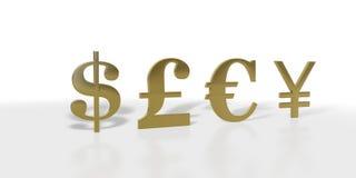 Währung Lizenzfreie Stockfotografie