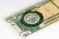 Währungsbanknote von Afrika Stockfotos