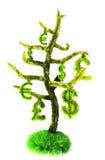 Währungsbaum vektor abbildung