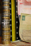 Währungskrise Lizenzfreie Stockbilder