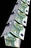 Währungsstraße Lizenzfreies Stockfoto