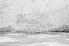 Wände ohne Farbe Lizenzfreies Stockfoto