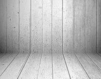 Wände und Boden für Hintergrund Stockbild