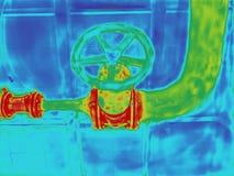 Wärmebildgebung Lizenzfreie Stockfotos