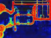 Wärmebildgebung Lizenzfreies Stockfoto