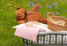 Wäsche-Tag Lizenzfreie Stockfotografie
