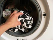 Wäschekleidung Lizenzfreie Stockfotos