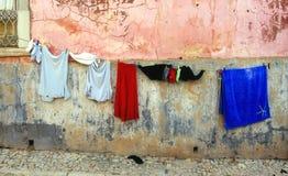 Wäscherei lizenzfreies stockbild