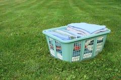 Wäscherei in der Fessel Lizenzfreie Stockfotos