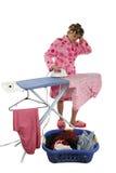 Wäscherei-Tag lizenzfreies stockfoto