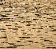 Wässern Sie Oberflächenhintergrund Lizenzfreies Stockfoto