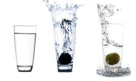 Wässern Sie Spritzen Lizenzfreies Stockbild