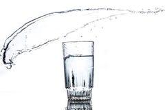 Wässern Sie Spritzen Lizenzfreies Stockfoto
