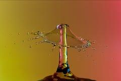 Wässern Sie Spritzen Lizenzfreie Stockfotos