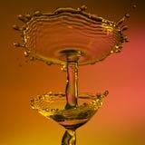 Wässern Sie Spritzen Stockfotografie