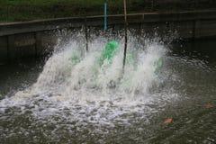 Wässern Sie Turbine Lizenzfreies Stockbild