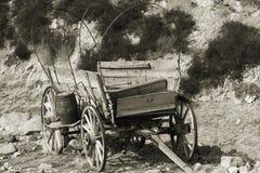 wóz Zdjęcie Stock