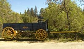 wóz pionierski Zdjęcia Stock