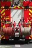 wóz strażacki Zdjęcia Royalty Free