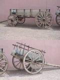 wóz western Obraz Stock