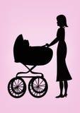 wózek Royalty Ilustracja
