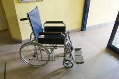 wózek inwalidzki Obrazy Stock