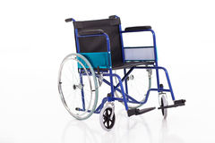 Wózek inwalidzki zdjęcie stock